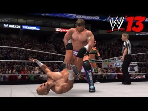 WWE '13 Community Showcase: Chris Jericho (PlayStation 3)