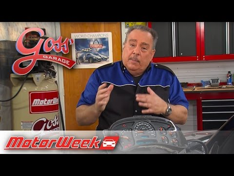 Goss' Garage: Odometer Rollback Fraud