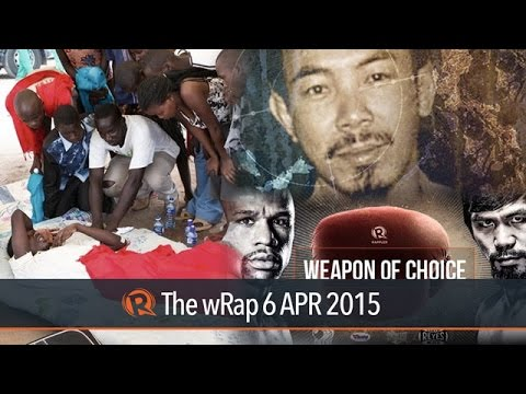 The wRap - Daily news video - April 6, 2015