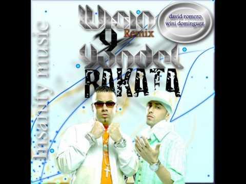 Rakata - Wisin & Yandel ( Wini Dominguez & David Romero HOUSE...