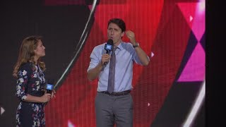 Trudeau Calls For a Feminist Movement Among Men