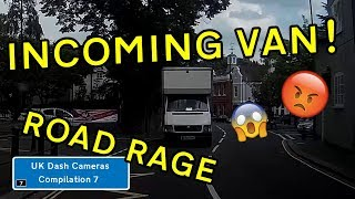 UK Dash Cameras - Compilation 7 - 2019 Bad Drivers, Crashes + Close Calls