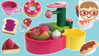 2歳の洗い屋さんシンク   おままごと おもちゃ color changer Japanese Play Food Toys