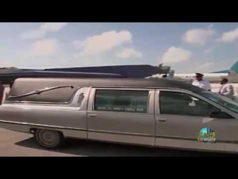 Dr. Myles Munroe Death Exclusive News Footage Caskets Returning Home video