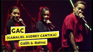 Hd Gac Gamaliel Audrey Cantika Galih Ratna Live At Kickfest 2018
