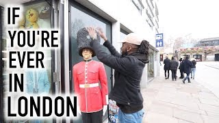 If you're ever in London