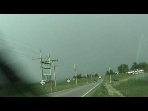 June 9th 2009 Storm Chase Video 2 of 2