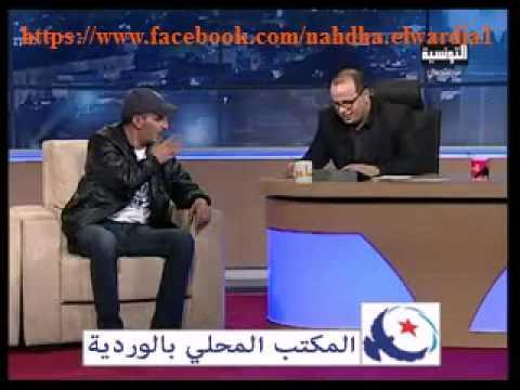 image vidéo عماد الدغيج لنوفل الورتاني: لا تتحدث عن الثورة فماضيك الاعلامي أسود
