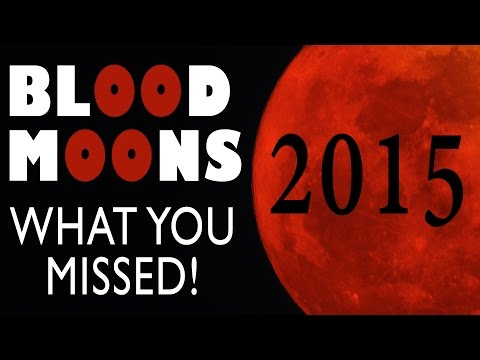 BLOOD MOONS 2015: What You Missed | Perry Stone