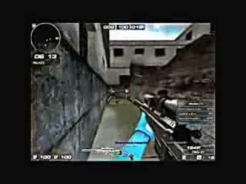 Sudden Attack B.R - 1st´MajiQ Sniper One Away
