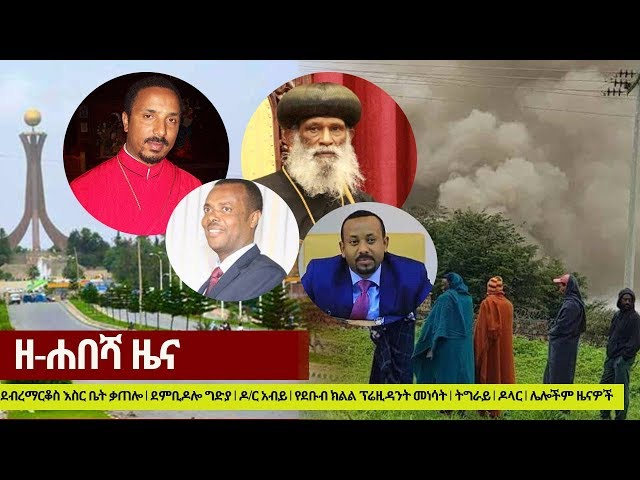 Zehabesha Daily Ethiopian News July 24, 2018