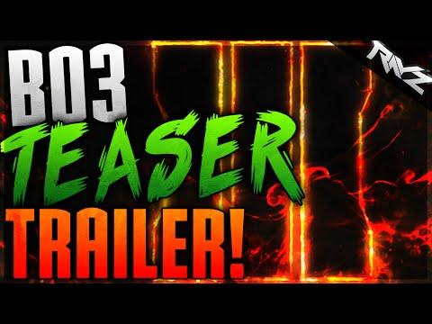 Black Ops 3 - Official Teaser Trailer & Reveal Date! #backinblack -