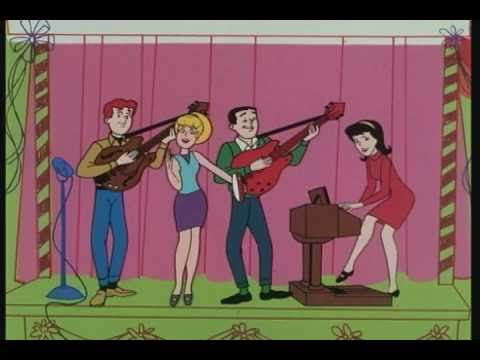 The Archies - Sugar, Sugar (Original 1969 Music Video)