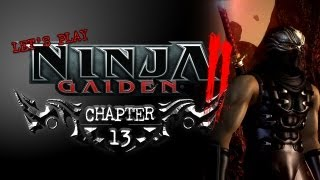 Ninja Gaiden 2 - CH13 [Master Ninja] (All Weapons)