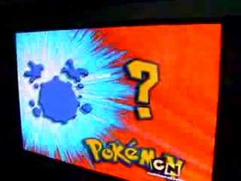Who's that pokemon? Video