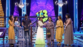 Onnum Onnum Moonu S4|  Mummy's or Daddy's team? | Mazhavil Manorama