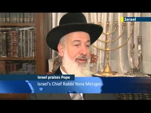 Israeli gratitude: Netanyahu praises pontiff