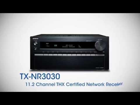 ONKYO - TX-NR3030 Network A/V Receiver