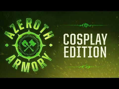 Azeroth Armory: Cosplay Edition—Creating The Demon Hunter