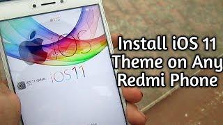 download lagu Install Ios 11 In Any Redmi  Best Ios gratis