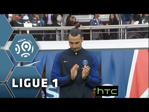 Paris Saint-Germain - FC Nantes (4-0) - Highlights - (PARIS - FCN) / 2015-16