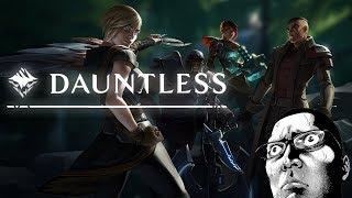 Cryy VS Dauntless   Closed Beta   First Impressions w/ Saki