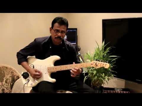Amma Endrazhaikkaatha Guitar Instrumental- By: Nada Jeyadevan...