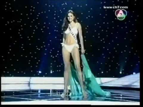 MISS UNIVERSE 2005 SWIMMING SUITE SONG ORIGINAL