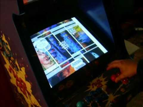 More than Arcade Cabinet: Comics, Movies, Clips (Mikonos) Video