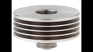 Контроль качества №7: Радиатор - переходник под 510 коннектор.