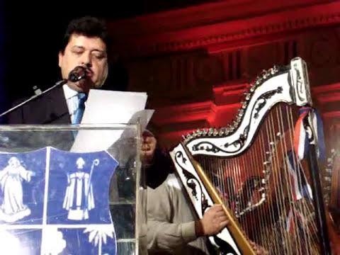 200 Arpas Paraguay Bicentenario - Asunción