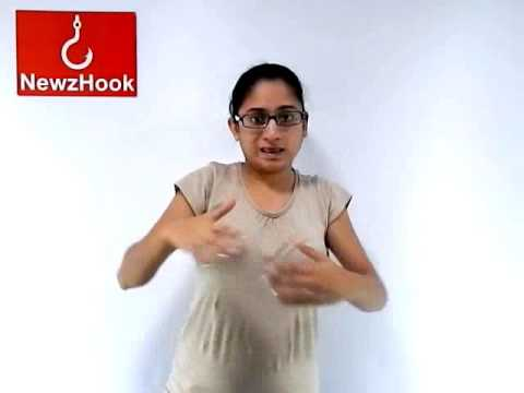 Electronic travel aid that helps the blind identify obstacles - Sign Language News by NewzHook.com
