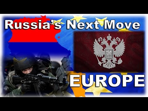 *BREAKING NEWS* - Russia's Next Move On Europe - The Caucasus Region!