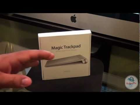 Unboxing Magic Trackpad ..... Español