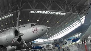 Museum of Flight tour (Part One)--- Seattle Wa--- vlog