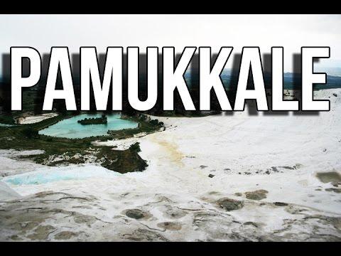 Pamukkale, Turkey: Tourism (HD) - Pamukkale Turkey Travel Guide - Pamukkale Cotton Castle