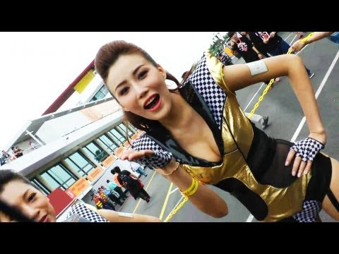 FTV Girls: Pit Model Search Final Race at Macau Grand Prix 2011 | FashionTV - FTV