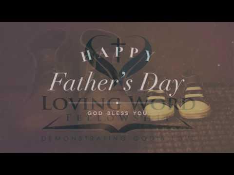 Loving Word Fellowship 061916N
