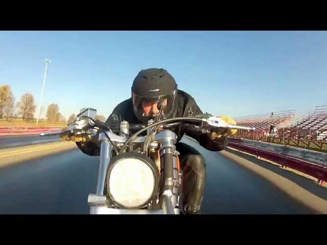 James Simonelli 10.15 Quarter Mile @ 133 MPH