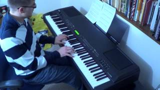 Interstellar Hans Zimmer First Step Piano