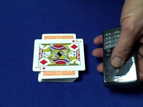 Cell Phone Mentalism Card Trick Revealed