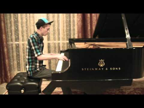 Just A Dream/Love The Way You Lie Piano Cover│Shaun Devereaux