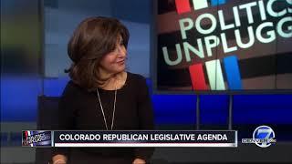 Republicans set their own agenda for new legislative session