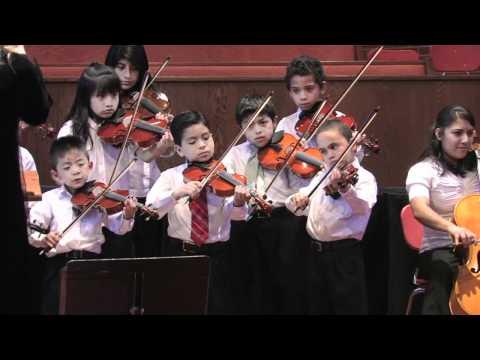Vineland Regional Adventist School, in Blue Mountain Academy's Concert