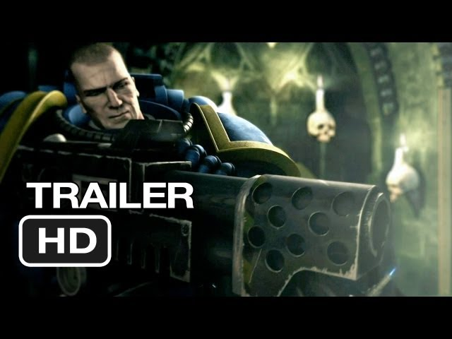 Ultramarines: A Warhammer 40000 Movie Blu-Ray Trailer (2013) – John Hurt Movie HD