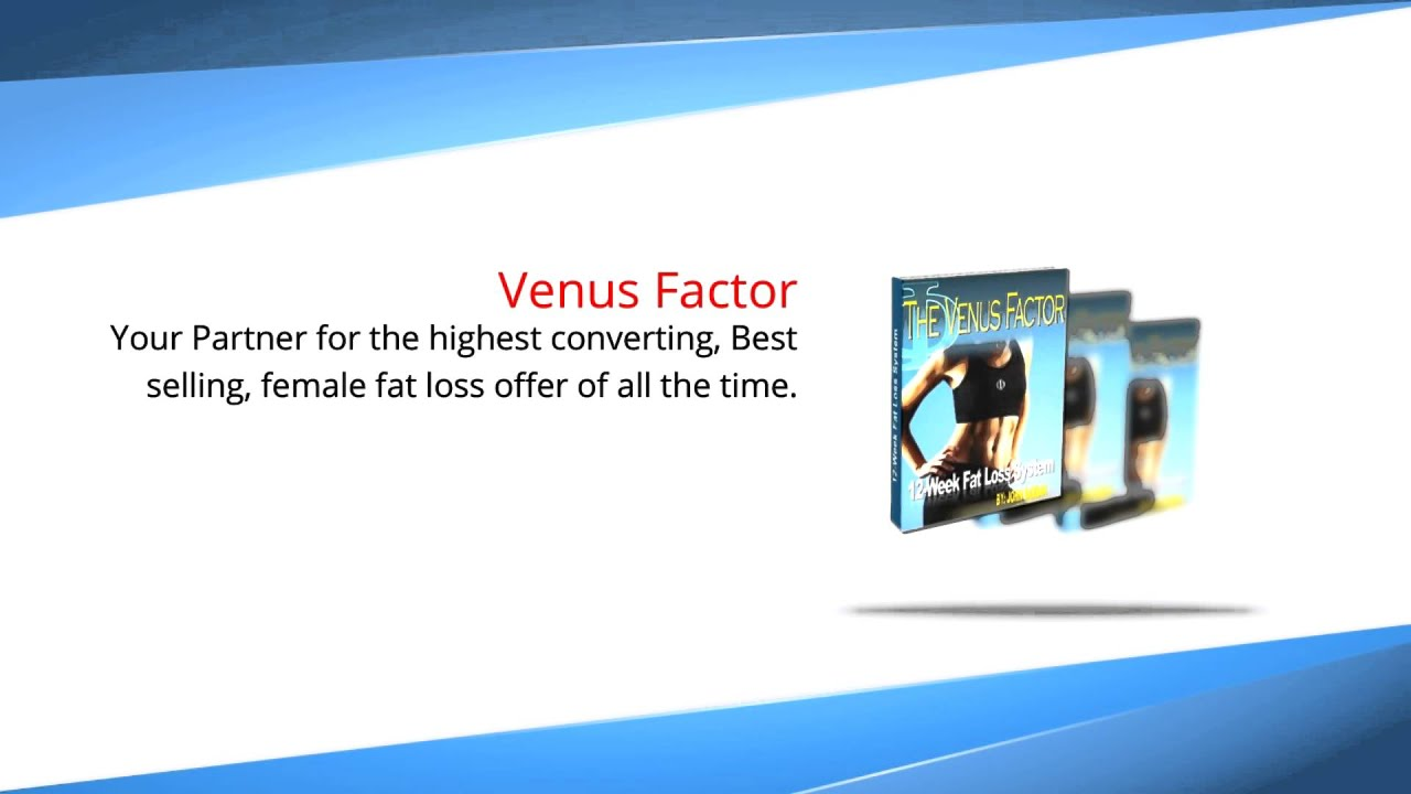 [The Venus Factor  New Highest Converting Offer On Entire CB ...] Video