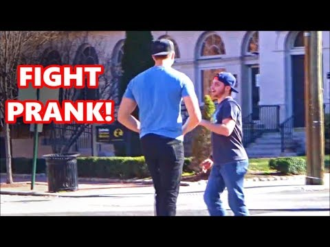 Big vs Small Fight Prank!