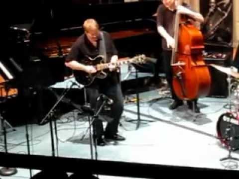 Dave Stryker solo on his reharmonization of Joy Spring.
