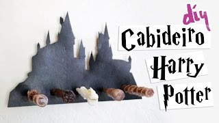DIY: Decoração para quarto Harry Potter ft. Gabi Grativol