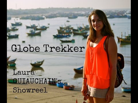 Laura Guiauchain's showreel for Pilot Guides (Globe Trekker)